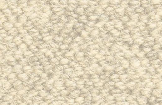 Naturteppichboden Geysira Foss, weiß