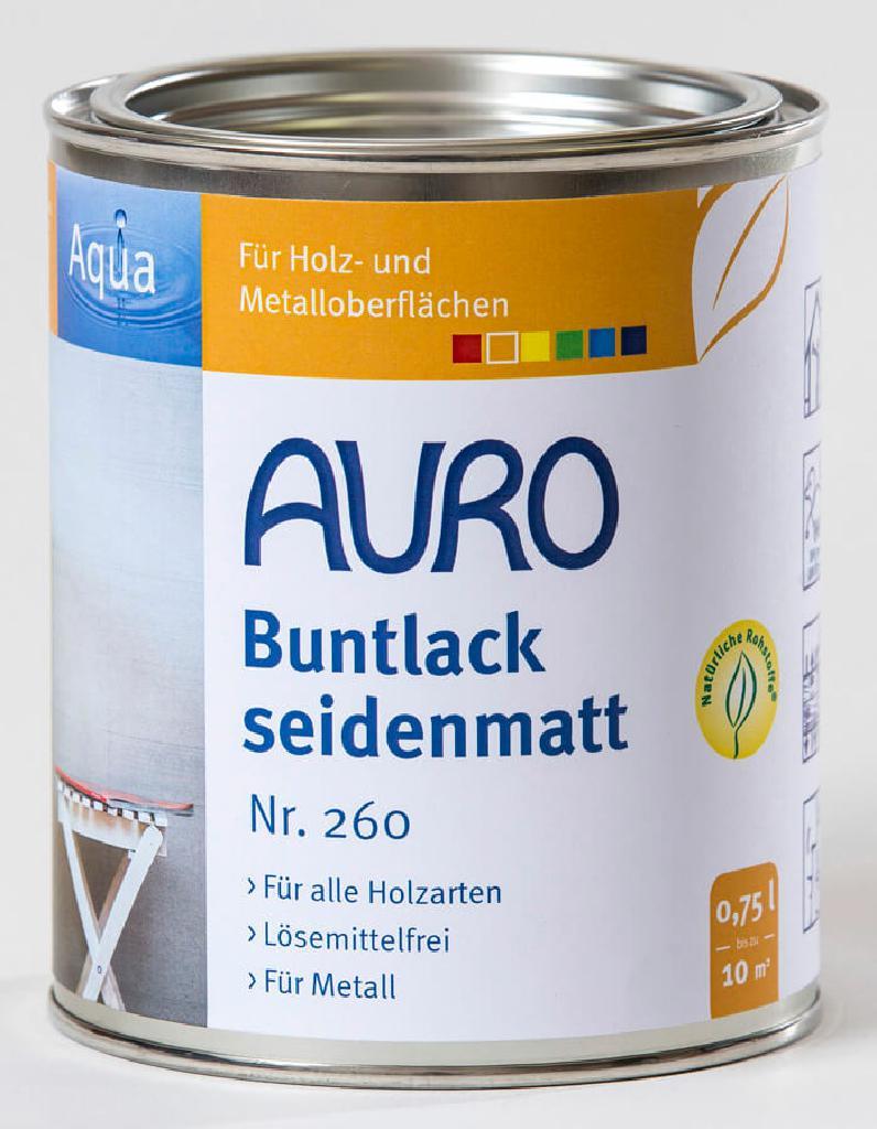 naturbauhof prenzlau shop   auro nr. 260-99, buntlack schwarz